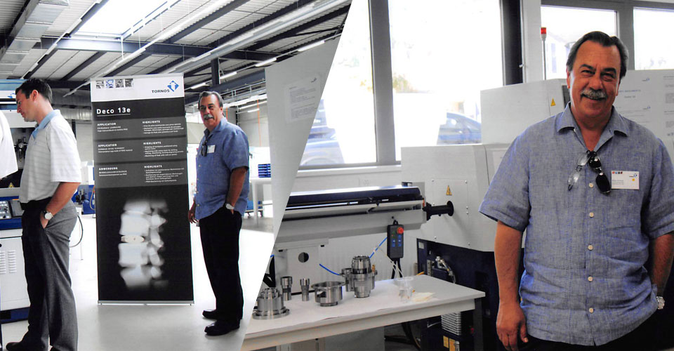 Calwire adds first Swiss Screw Machine